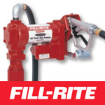 Fill-Rite DC Pumps