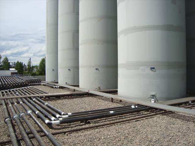 CO-OP Vanderhoof Bulk Piping